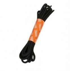 Mongrel Laces 120cm Black (pair)