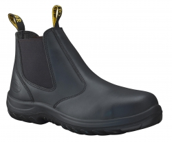 Elastic Side Safety Boot