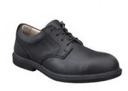 Oliver 38-275 Black Lace Up Derby Shoe