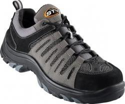 Oliver 44-515 Grey/Black Lace Up Shoe