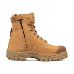 OLIVER OL45632Z - Zip Sided Safety Boot