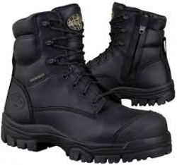 OLIVER OL45645Z - Zip Sided Safety Boot