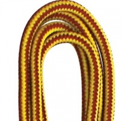 Oliver laces gold/brown 155cm