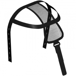CleanSpace Head Harness