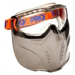 Pro Choice Vadar Goggle Visor Combination - 5000