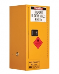 Flammable Storage Cabinet 60L