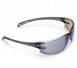 9900 Series Safety Specs Blue Mirror