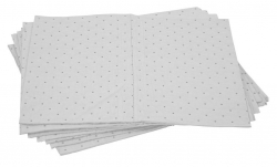 PRATT - White Oil & Fuel Only Absorbent Pad