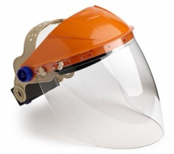 Pro Choice Browguard With Visor