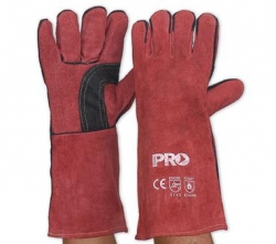 Pro Choice Kevlar Gloves - Red