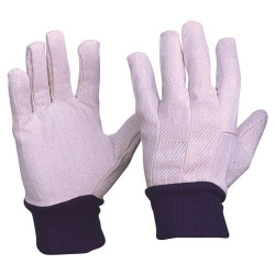 Cotton Drill Gloves Mens