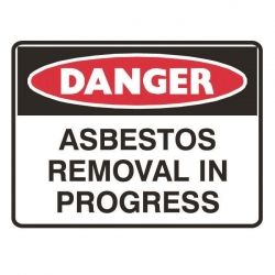 05  Workplace Safety Equipment, Signs & Labels, Asbestos Signs