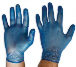 Pro Choice Powder Free Vinyl Disposable Gloves
