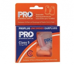 ProPlug Earplug Uncorded 10/pk