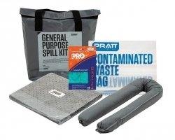 PRATT - Economy 25Ltr General Purpose Spill Kit