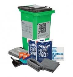 PRATT - Economy 120Ltr General Purpose Spill Kit