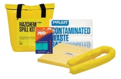 PRATT - Economy 25Ltr Hazchem Spill Kit