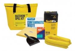 PRATT - Economy 50Ltr Hazchem Spill Kit