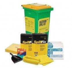 PRATT - Economy 120Ltr Hazchem Spill Kit