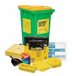 PRATT - Economy 240Ltr Hazchem Spill Kit