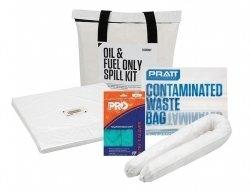 PRATT - Economy 25Ltr Oil & Fuel Only Spill Kit