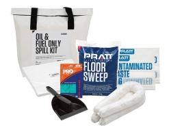 PRATT - Economy 50Ltr Oil & Fuel Only Spill Kit