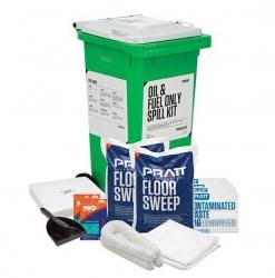 PRATT - Economy 120Ltr Oil & Fuel Only Spill Kit