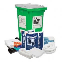 PRATT - Economy 240Ltr Oil & Fuel Only Spill Kit