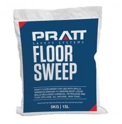 PRATT - General Purpose Floor Sweep 15Ltr