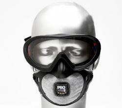 Filter Spec-Goggle/Respirator Combo.