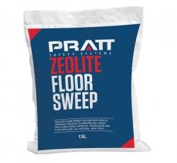 PRATT - Zeolite Floor Sweep 15Ltr
