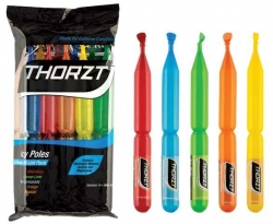 THORZT Icy Pole Mixed Flavour 90ml/10pk - Click for more info