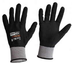 MaxiPro Glove 360 Degree Nitrile Dip