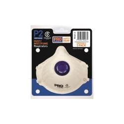 PRO CHOICE PC321-3 - P2 with Valve Respirator