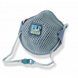 Promesh P2 Respirator With Valve and Active Carbon Filter