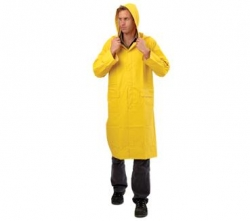 PVC Full Length Rain Coat