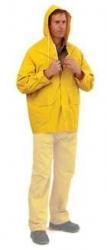 Yellow PVC Rain Coat