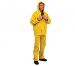Yellow PVC Rain Pant