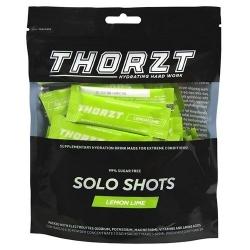 THORZT Sugar Free Solo Shot Sachets - Lemon Lime 3gm/50pk