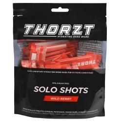 THORZT Sugar Free Solo Shot Sachets - Wild Berry 3gm/50pk