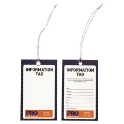 Safety Tags - Information
