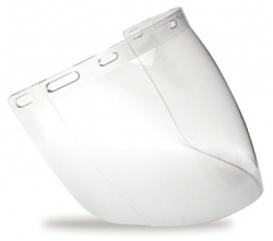 Pro Choice Clear Polycarbonate Visor