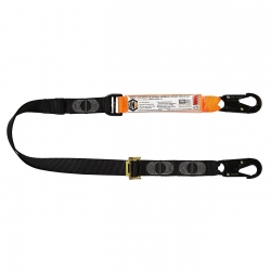 2m Single Adjustable Lanyard