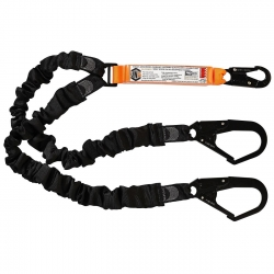 2m Double Elasticated Lanyard