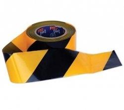 Barricade Tape Yellow/Black