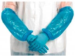 Armguard PE Sleeve Protector Blue