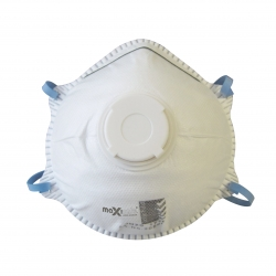 MAXISAFE RES514 - P2 Conical Respirator with Exhalation Valve