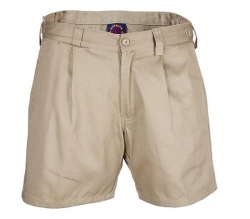RITEMATE RM1002S - Standard Weight Cotton Drill Shorts