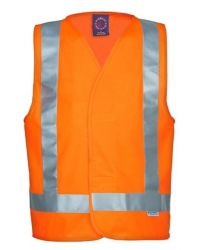 Ritemate RM4245T Day/Night vest with reflective tape