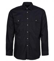 Ritemate RM500BT Pilbara Mens Open Front Long Leeve Shirt